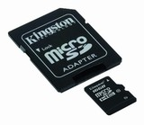 rychlá 16GB Micro SDHC Kingston