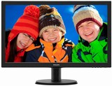 "24"" LED monitor Philips 243V5LSB"